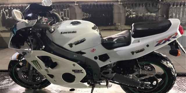 Кавасаки ZXR 400 L