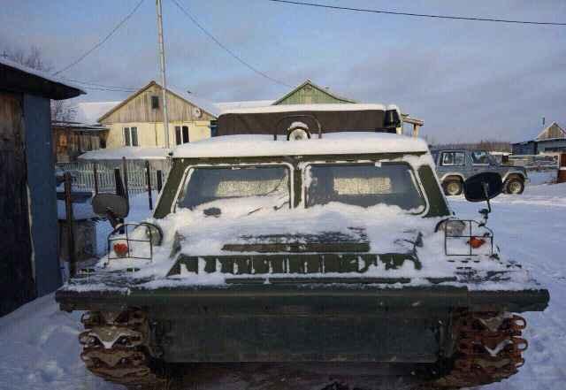 Снегоболотоход ГАЗ 34039