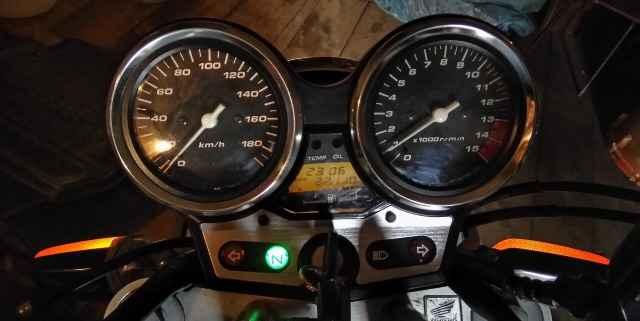Хонда CB400 SF Втек