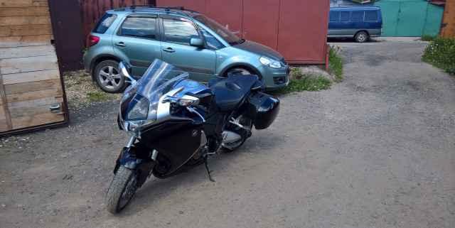 Мотоцикл Хонда VFR1200F