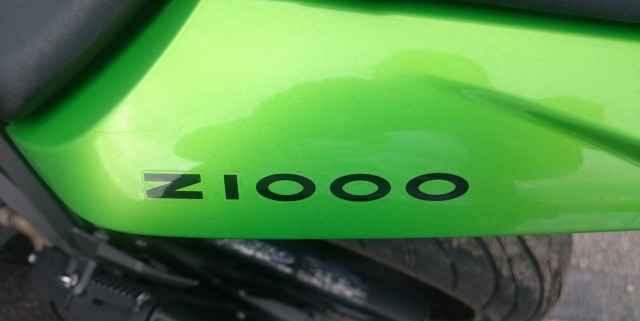 Кавасаки Z1000 2011 ABS