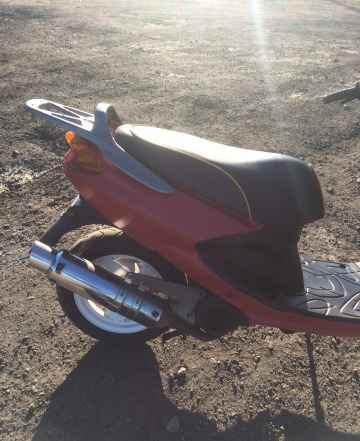 Отличный скутер Ямаха Гранд Аксис 100