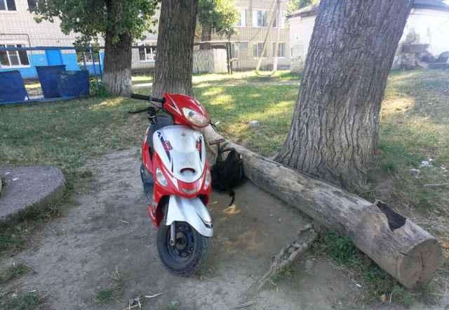 Скутер Омакс 50 cc