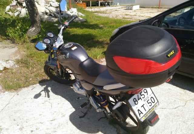 Мотоцикл Ирбис вр1