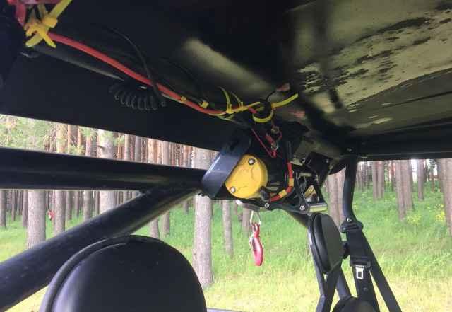 Багги RBC Rider XY 1100 UEL 4х4 4 места 4х4 4 мест