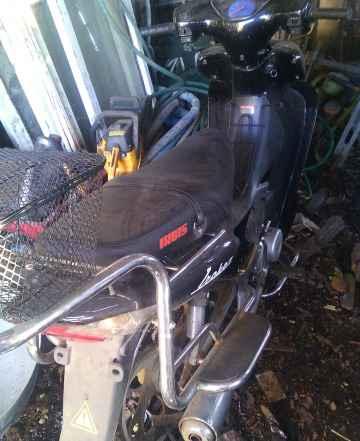Мотоцикл Ирбис-Ирокез