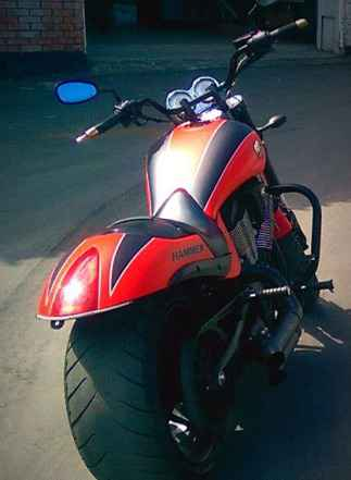 Продам Мотоцикл виктори Hammer С 2011