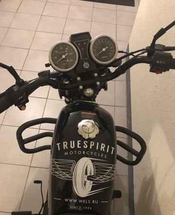 Новый мопед. Обмен на скутер