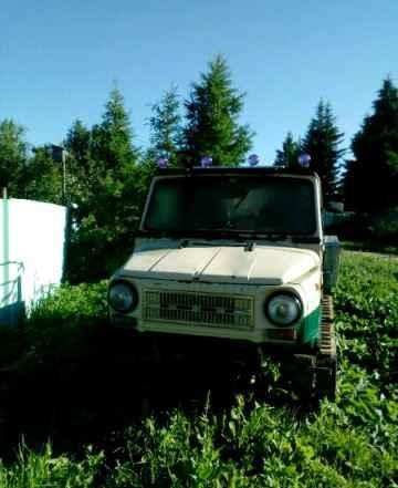 Продам самодельныи вездеход кузов ЛуАЗ движок от В