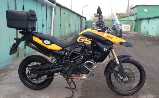 БМВ F800GS