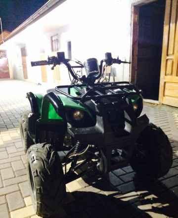 Ирбис ATV 110u в хорошем состоянии
