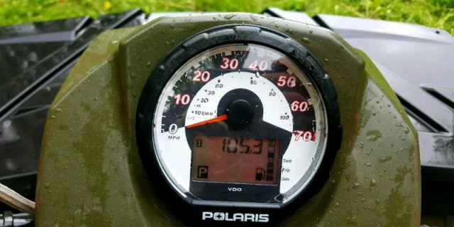 Продам квадроцикл Polaris