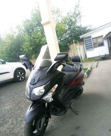 Скутер Sym gts 300i