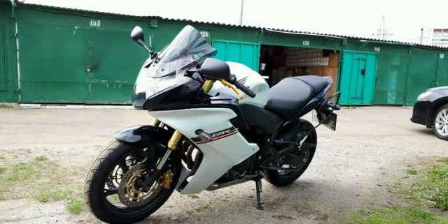 Мотоцикл Хонда CBR600FA