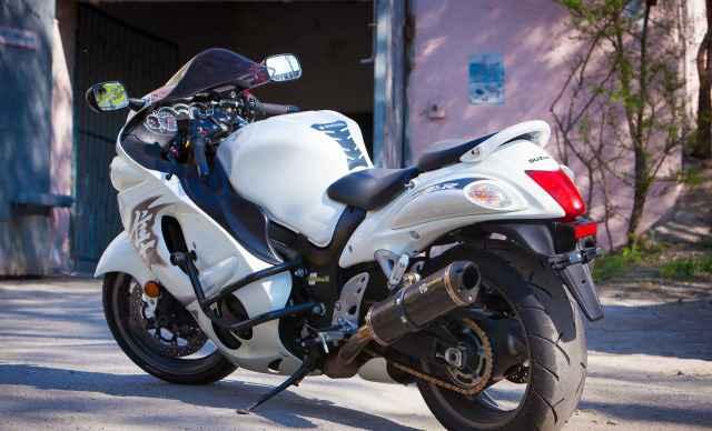 Suzuki gsxr 1300 хаябуса 2011