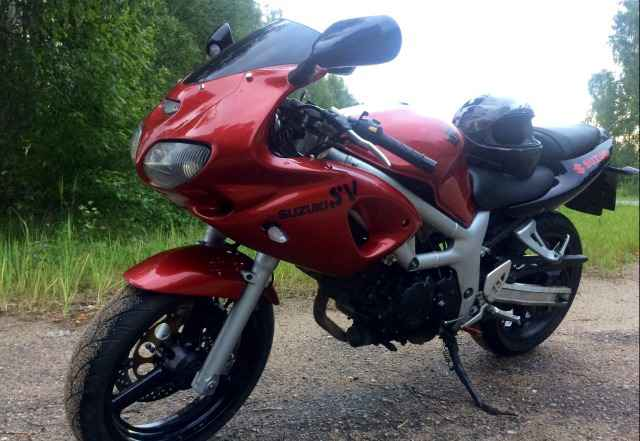 Мотоцикл Suzuki sv 400/650