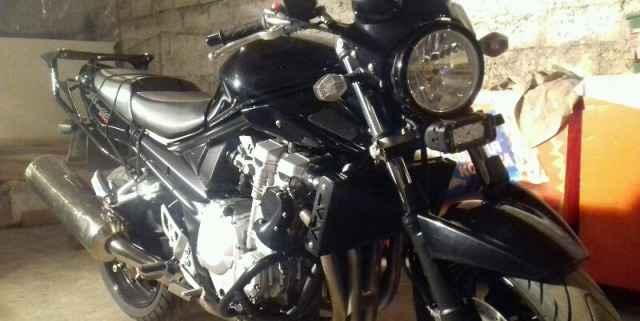 Мотоцикл сузуки бандит 1250 дорожный