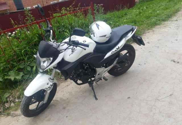 Продам мотоцикл стелс флекс 250