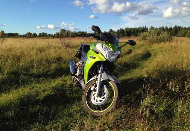 Мотоцикл Рейсер Скайвей RC250CS