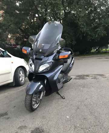 Продам максискутер Suzuki Скайвэй 650 LX 2012 год