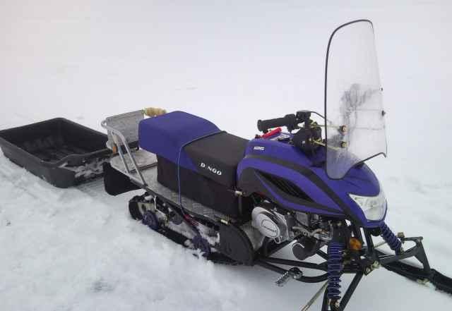Снегоход Динго T125
