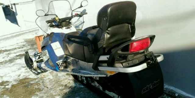 Снегоход BRP Ski-doo GTX 550f