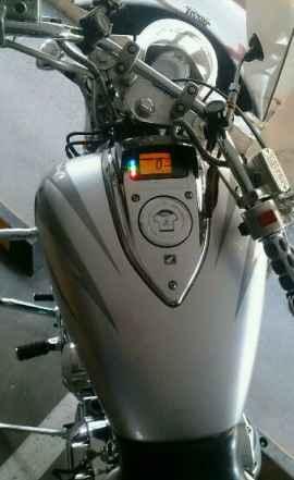 Хонда vtx1800f Спец 3