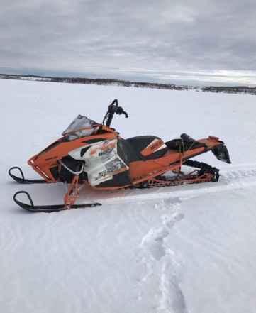Арктик Кэт Sno Pro М 8000 162