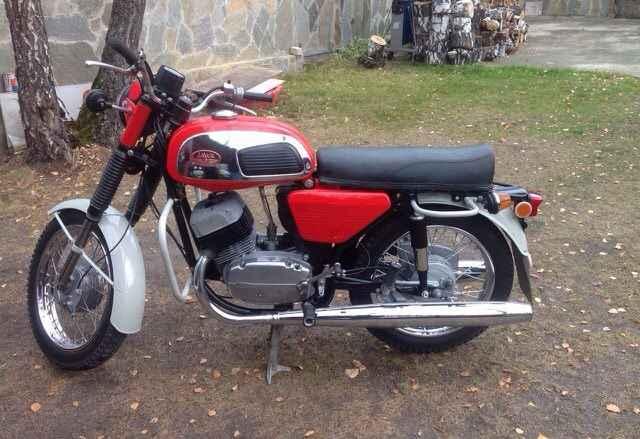 Продам советские мотоциклы