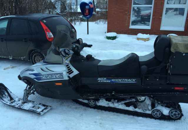 Арктик Кэт Bearcat 660