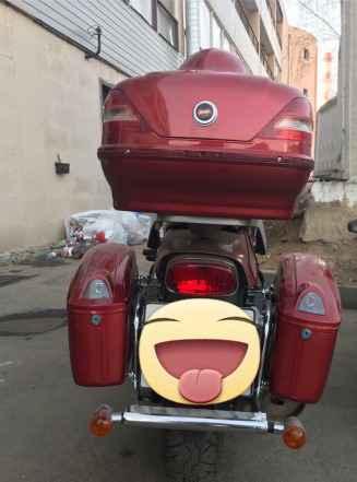 Продам мотоцикл CFMoto В5-250t