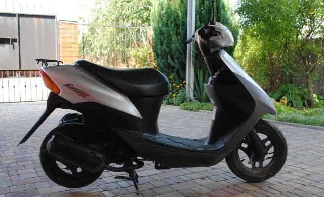 Suzuki Летс II Нью