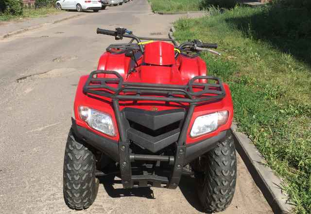 Квадроцикл ATV 200