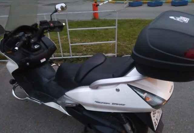 Хонда Сильвер Винг 600