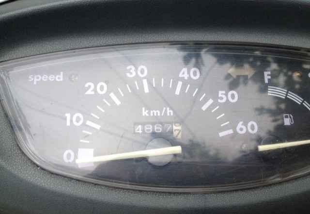 Хонда Такт af 30