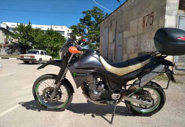 Мотоцикл Ямаха XT660R