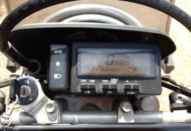 Suzuki djebel 250. 1996 г. в