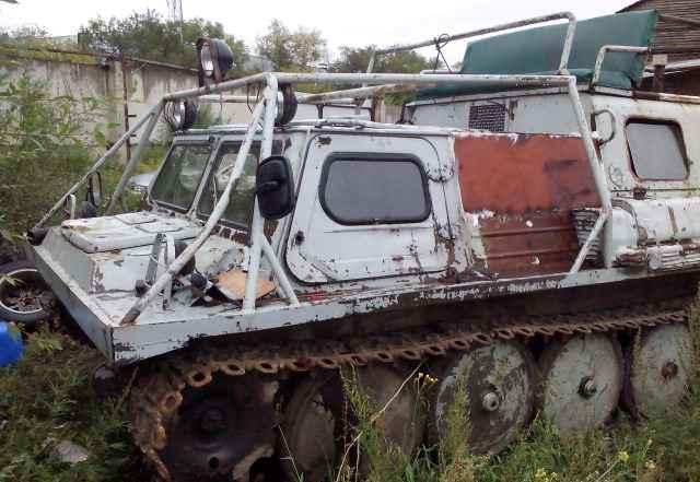 Породам или поменяю ГАЗ-71