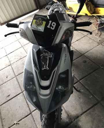 Скутер Jiling 50Qt