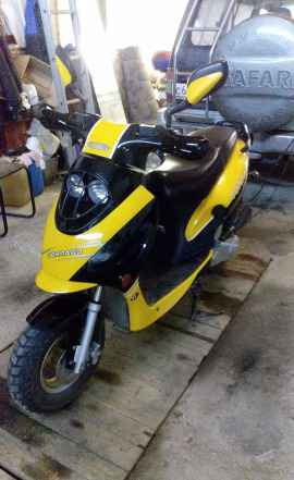 Скутер ABM Торнодо 50