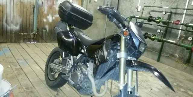 Продам мотоцикл Suzuki DRZ 400SM 2004г