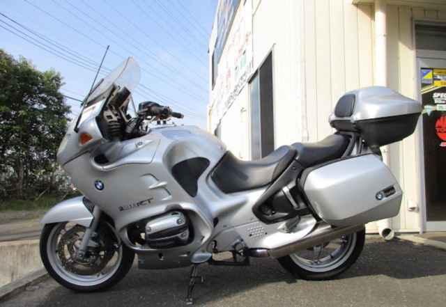 Продаю мотоцикл БМВ R1150RT-2002 год