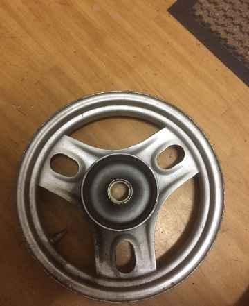 Амортизаторы,диски,глушители на скутер дио 27