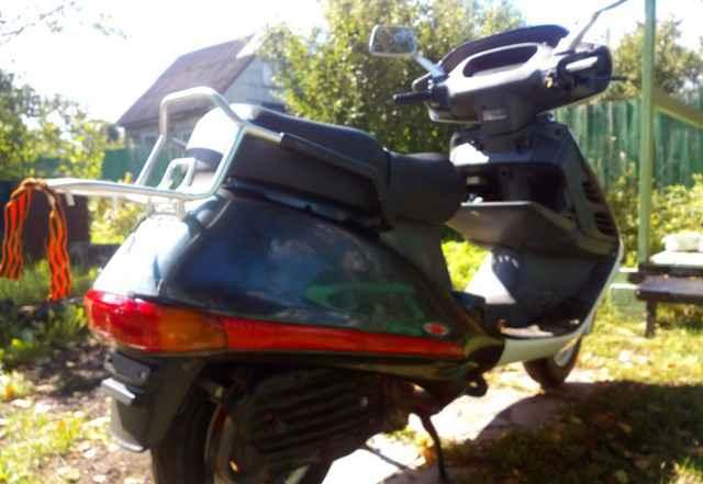 Хонда Спейси 125