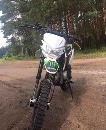 Motoland xr 125 Монстр