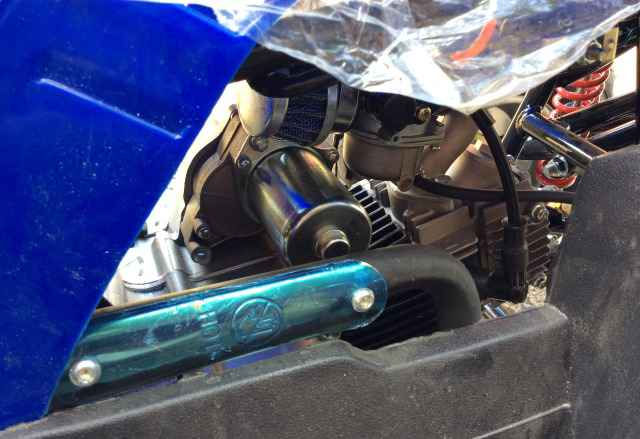 Квадроцикл 125 см3