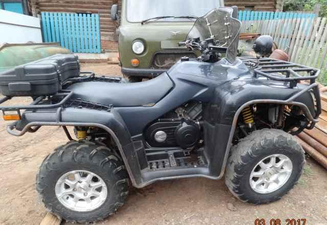 Квадроцикл Стелс Динли 700