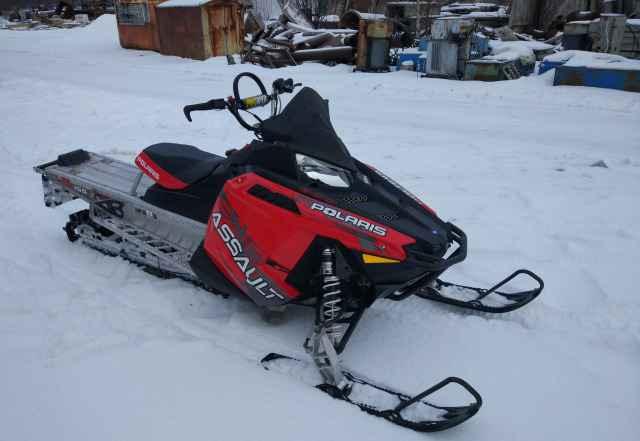 Снегоход Polaris assault 155 800