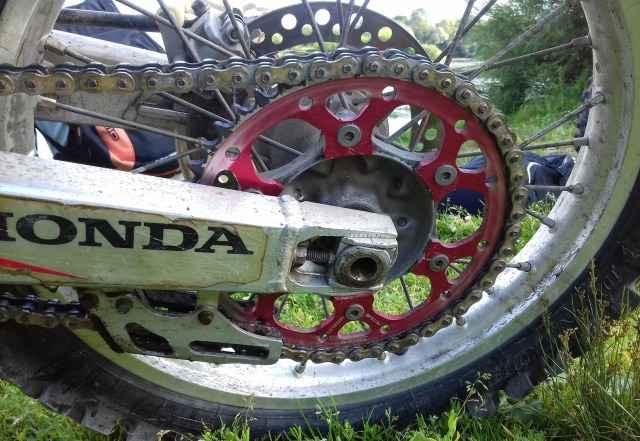 Хонда CRF450R