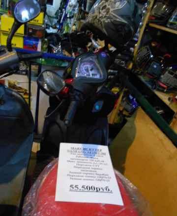 Продается скутер НФ Нитро (50QT-9D)(новый)